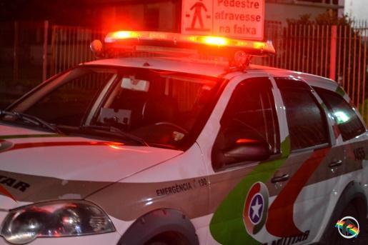 Corrida de táxi vira caso de polícia no Oeste