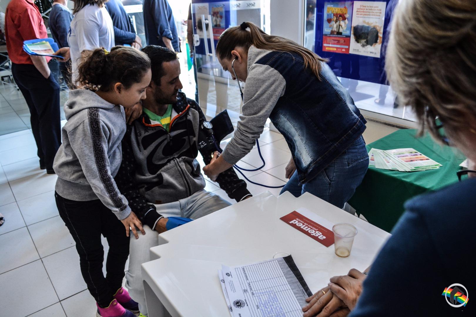 SESC e entidades promovem ações do Novembro Azul no município
