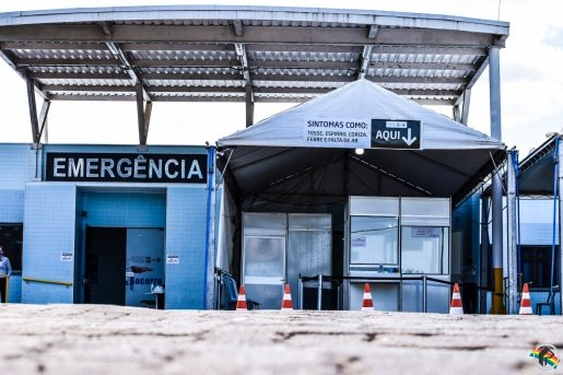 SMO: Hospital Regional confirma caso de COVID-19 em funcionária