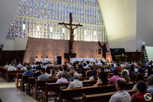 OUÇA: Paróquia vai retomar missas com presença do público na semana que vem