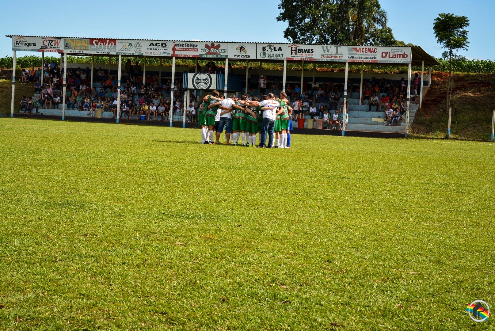 Campeonato Municipal: Grêmio Guamirim vence Pérola por 1 a 0