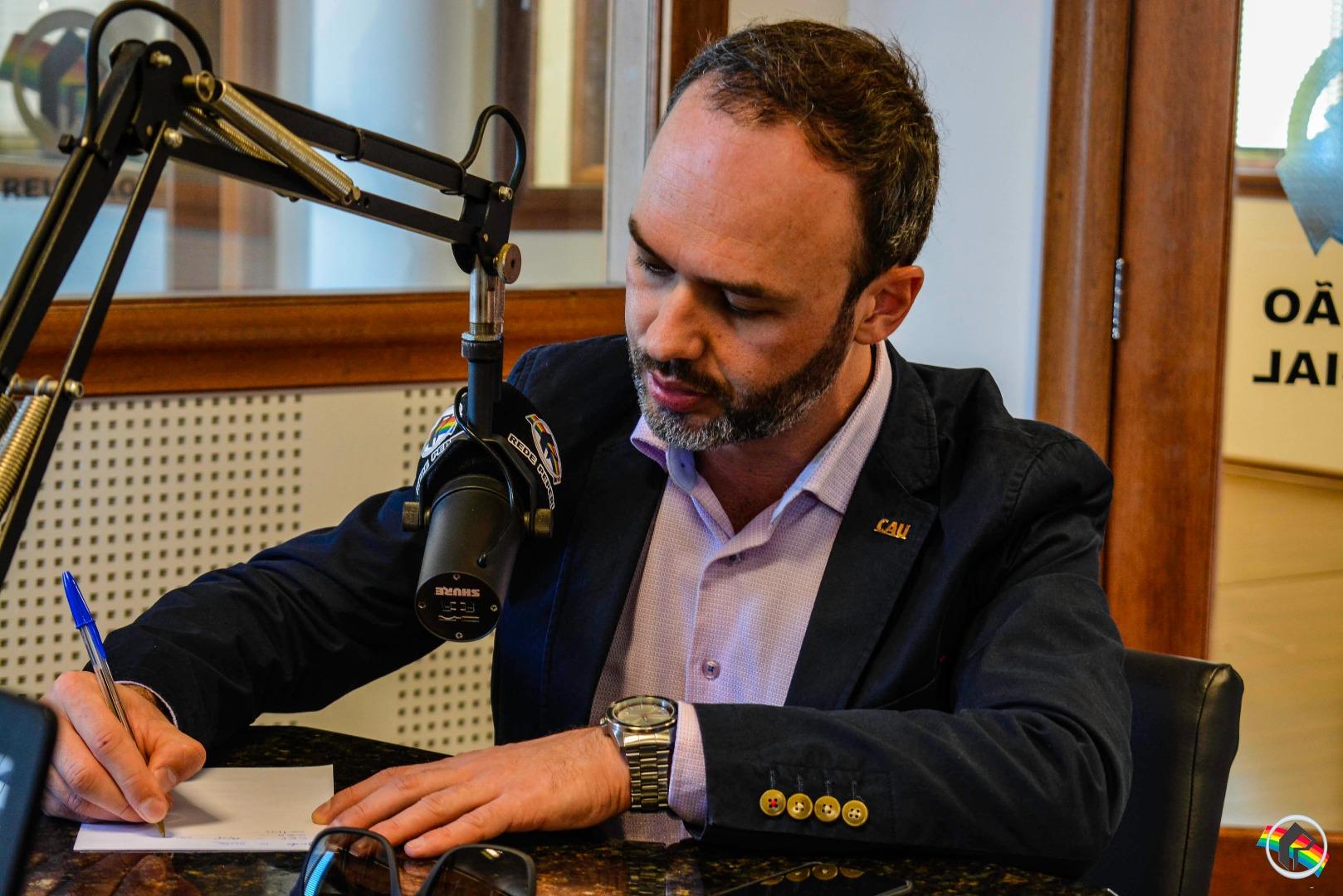 Vice-presidente do Conselho de Arquitetura e Urbanismo participa do Mãos à Obra