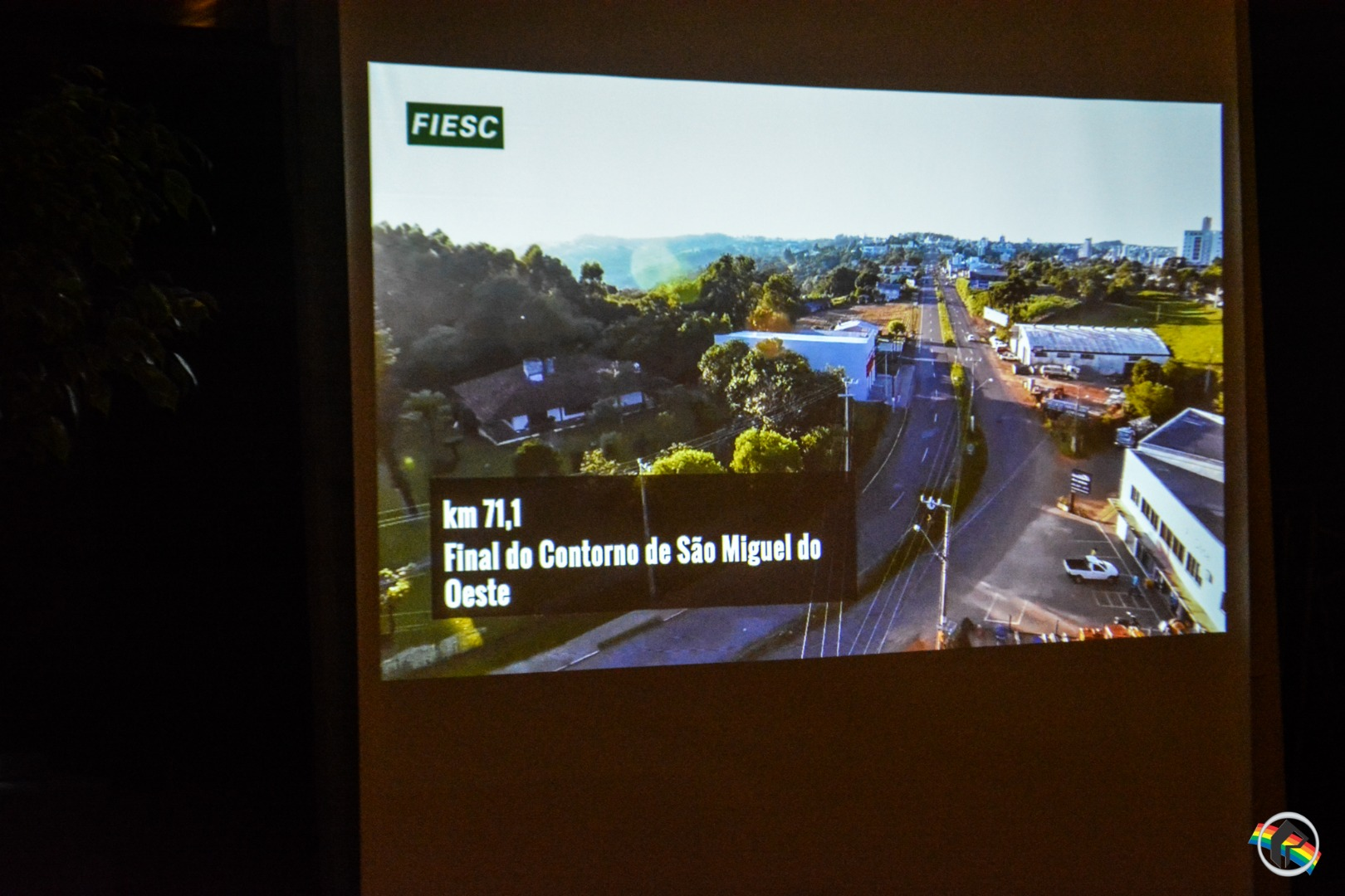 FIESC apresenta estudo sobre a BR-163 de São Miguel do Oeste a Dionísio Cerqueira