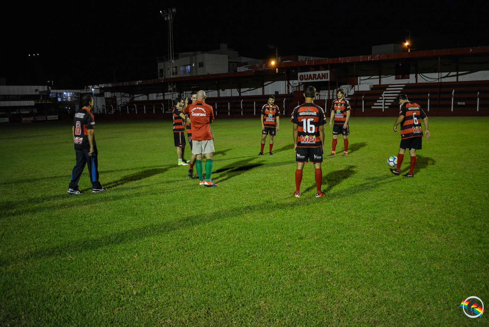 Guarani inicia preparação para a disputa do Estadual de Amadores
