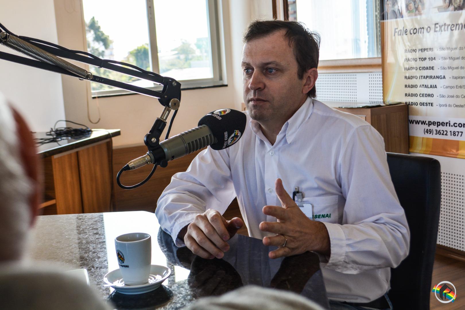Indústria 4.0 é o tema da entrevista do Peperi Rádio Repórter