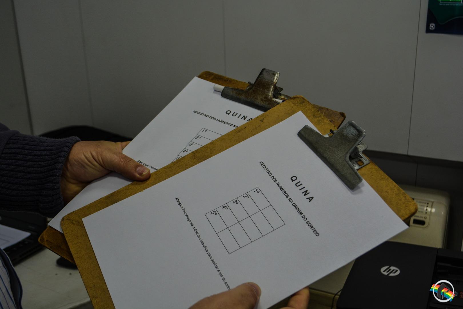 Sorteios das loterias da Caixa começam hoje em São Miguel do Oeste