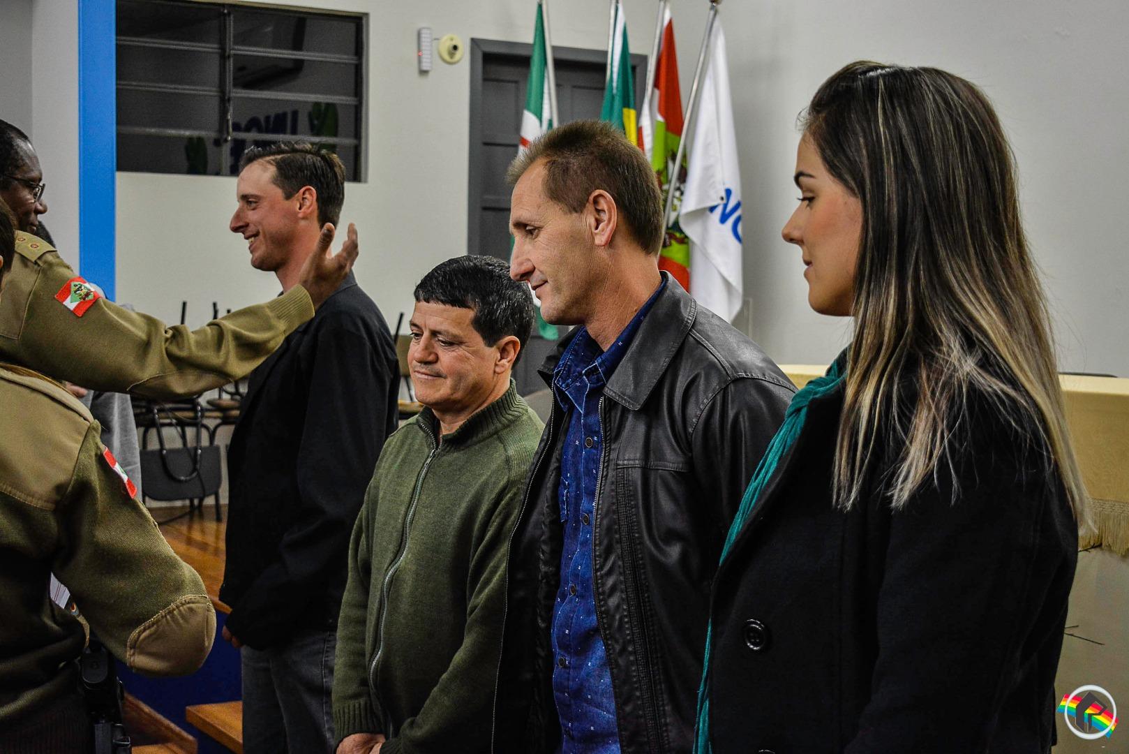 Diretoria de Segurança Cidadã forma turma de lideranças comunitárias