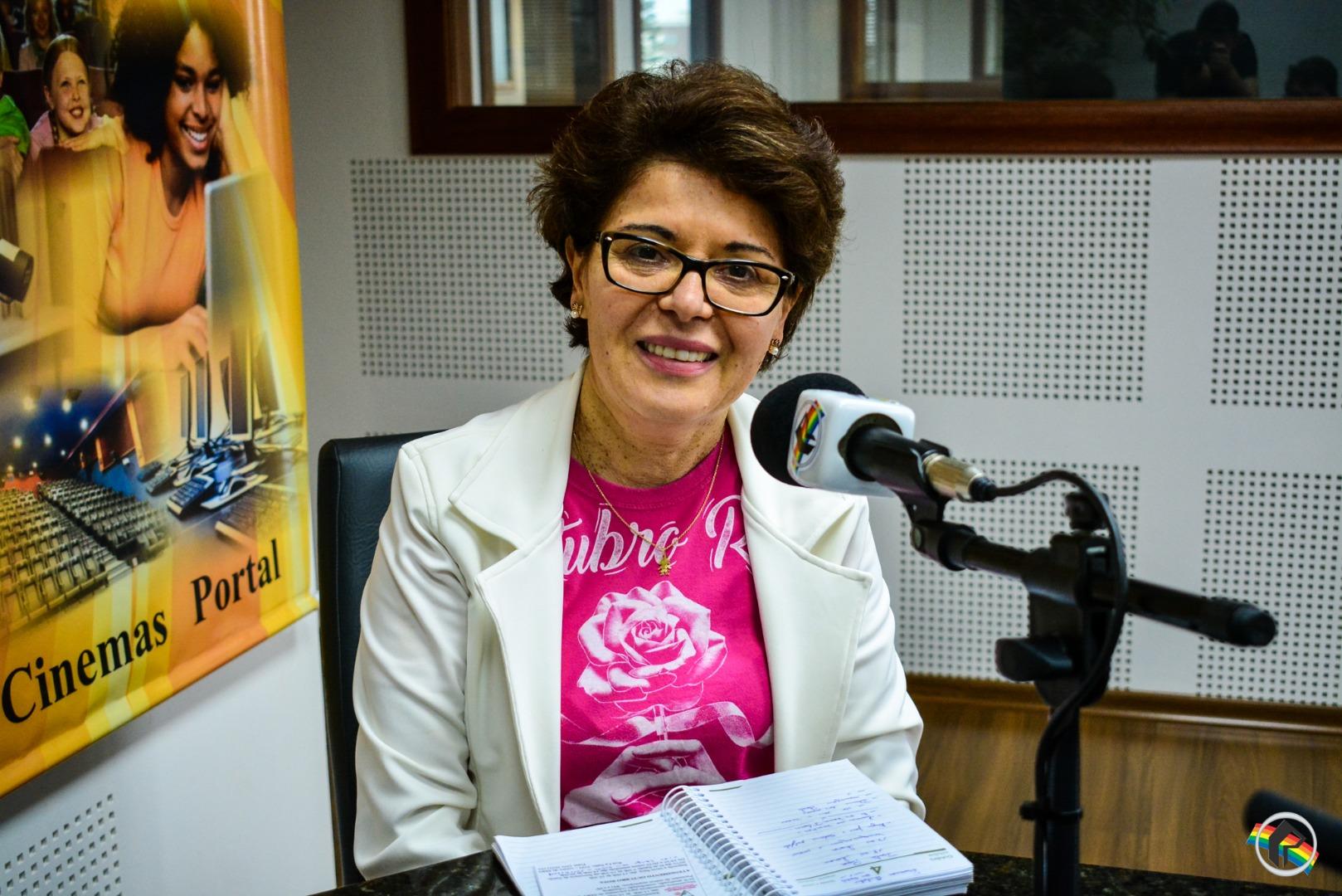 Rede Feminina promove o Jantar Rosa no Clube Comercial