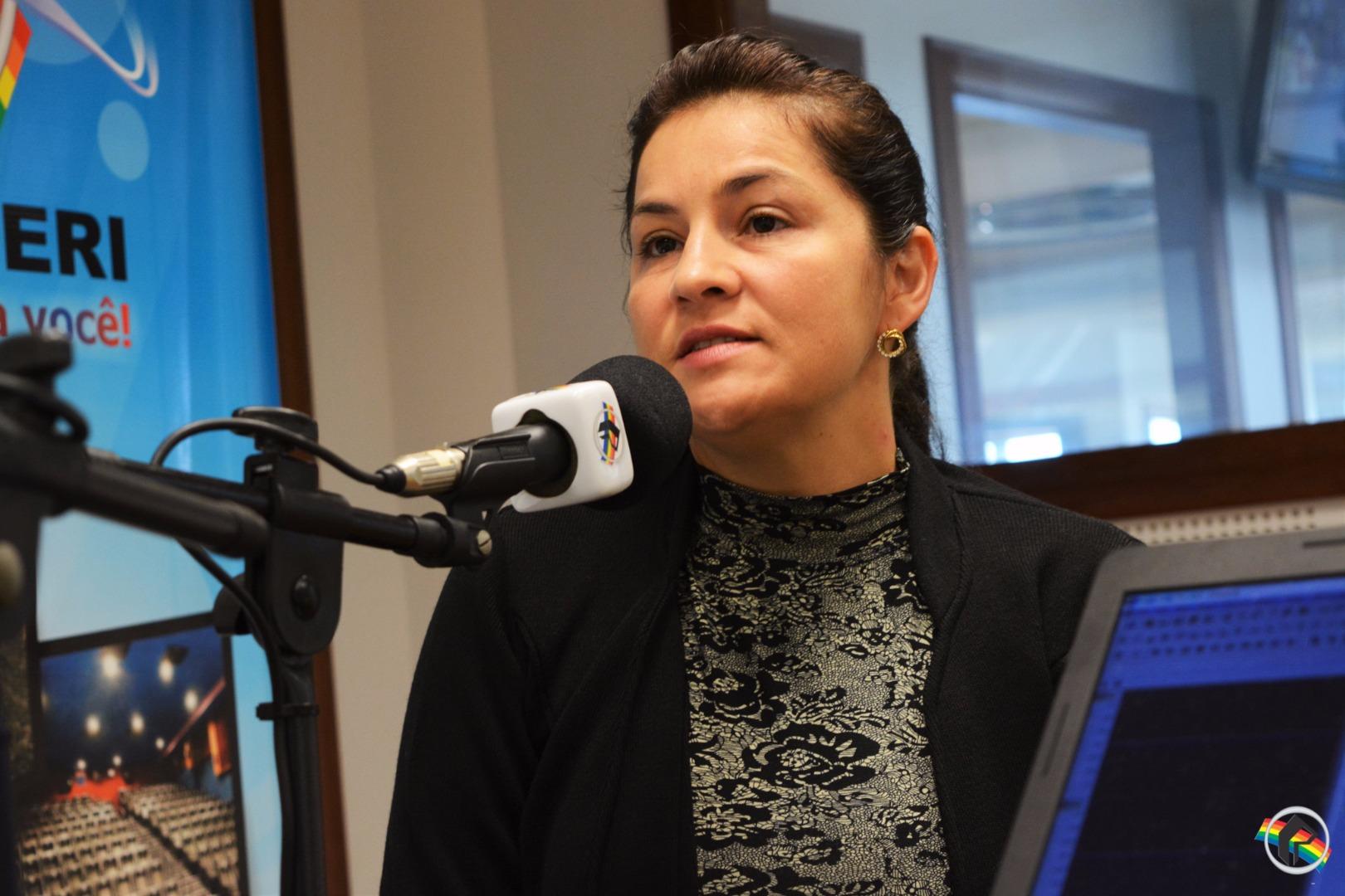 Peperi discute o acesso das mulheres às políticas de saúde pública