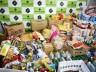 Natal Solidário da Extracredi arrecada mais de uma tonelada de alimentos