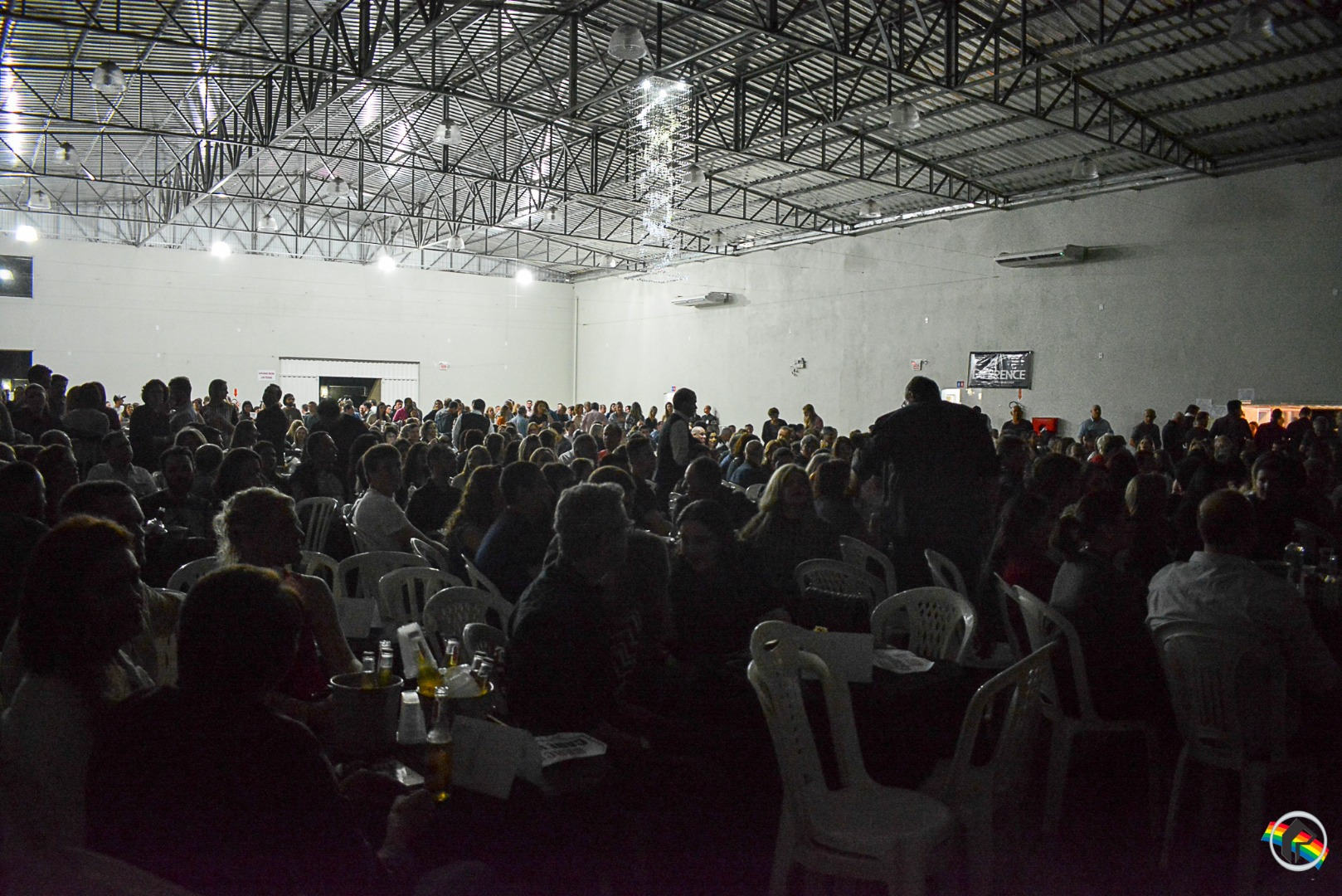 Banda Nenhum de Nós se apresenta em São Miguel do Oeste