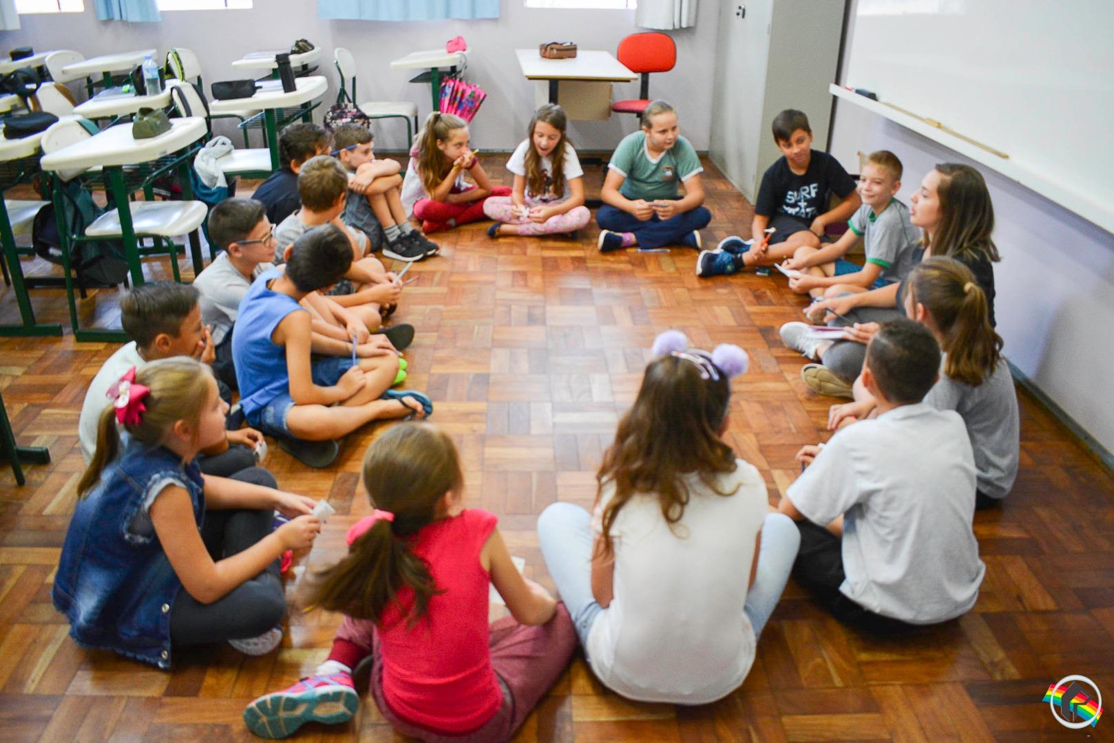 Alunos da rede municipal de ensino voltam às aulas nesta segunda-feira
