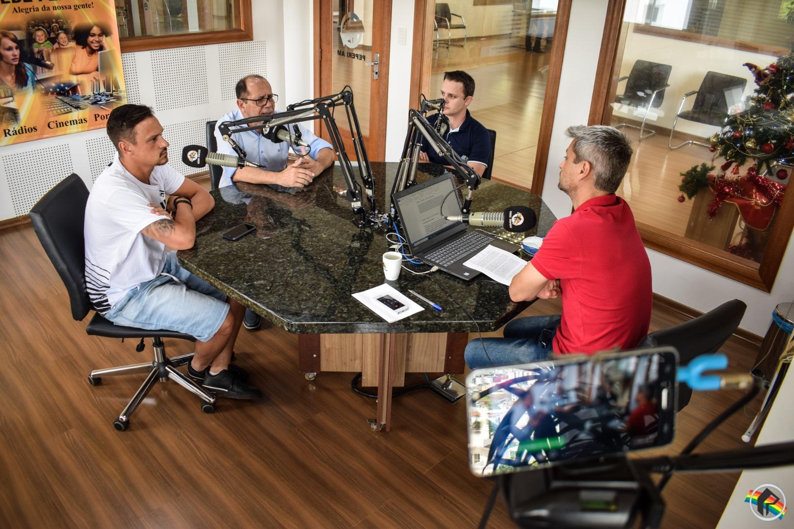 VÍDEO: Peperi Rádio Repórter fala sobre a longevidade das empresas