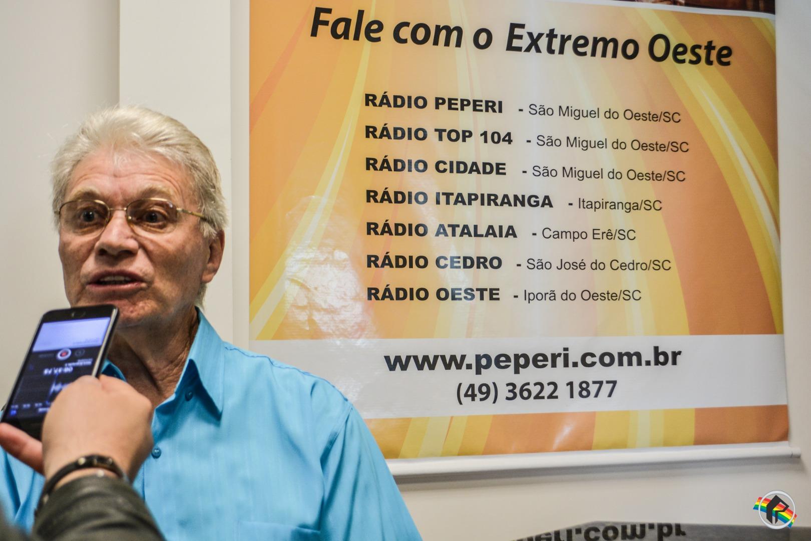 Retrato Falado conta a história do professor Ivo Lauro Dill