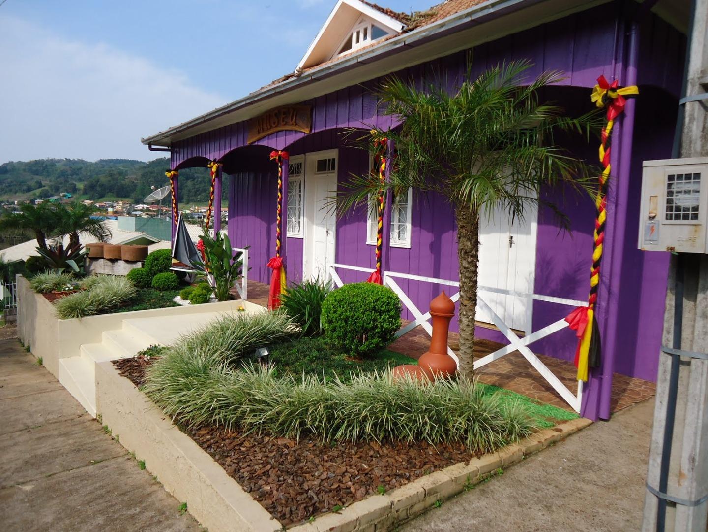 Museu de São João do Oeste diferencia atendimento para receber turistas