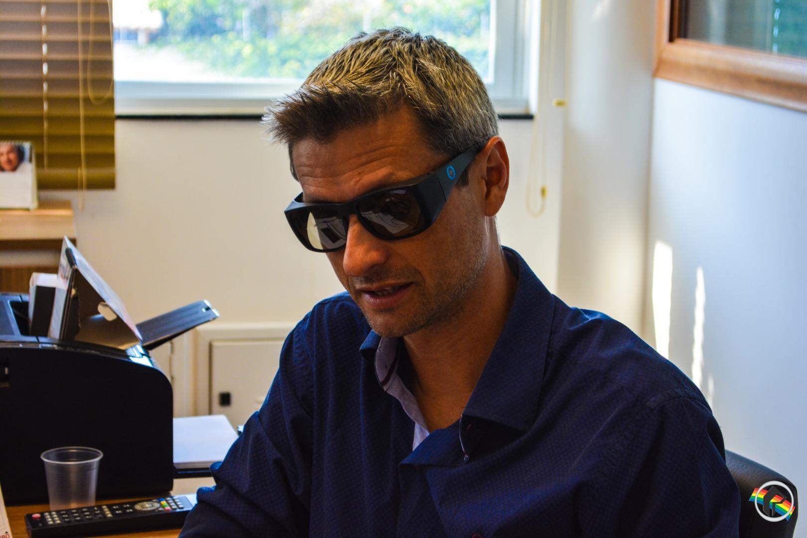 Cine Peperi recebe novos óculos 3D de alta qualidade