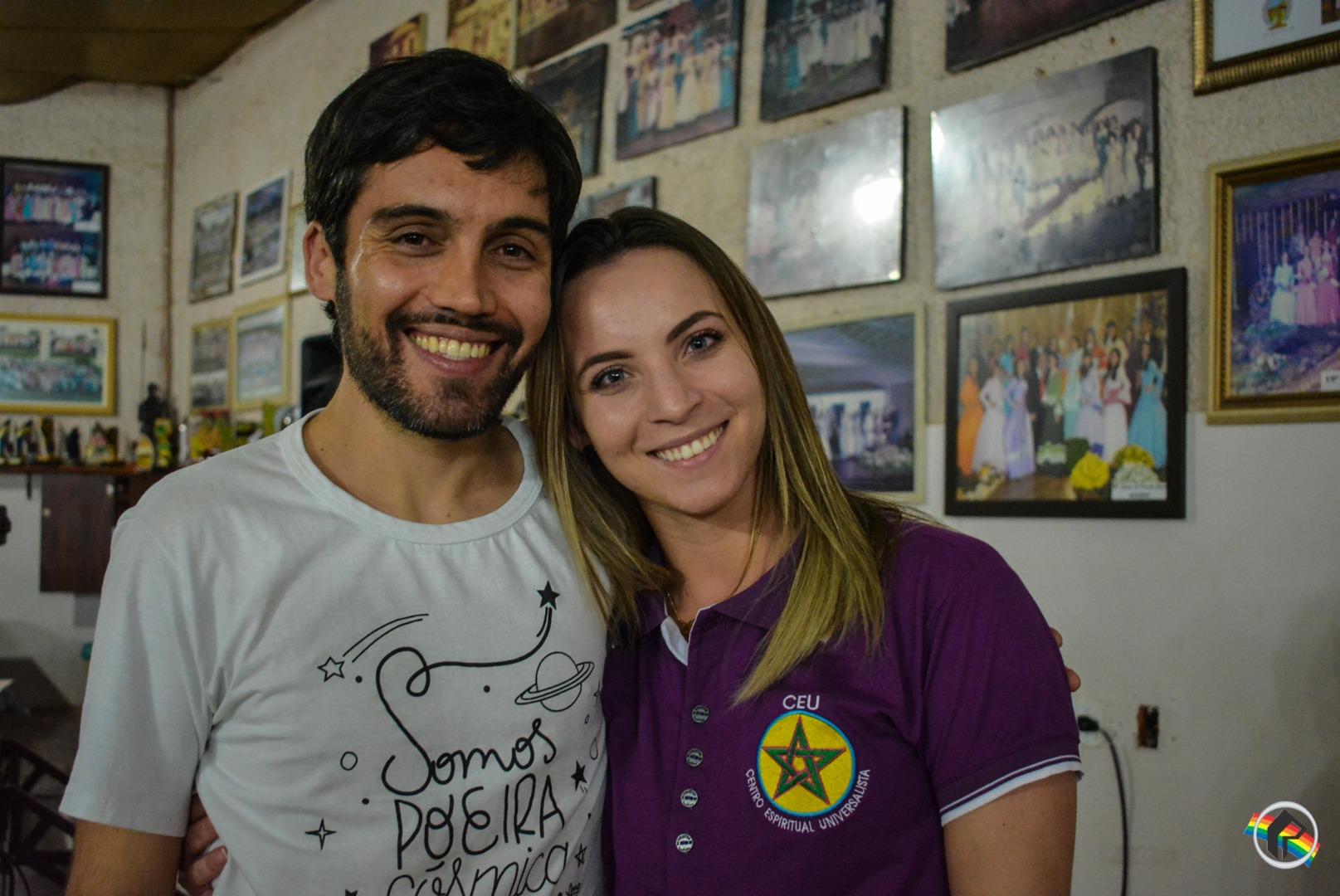 Palestra com Thiago Berto lota o CTG Porteira Aberta