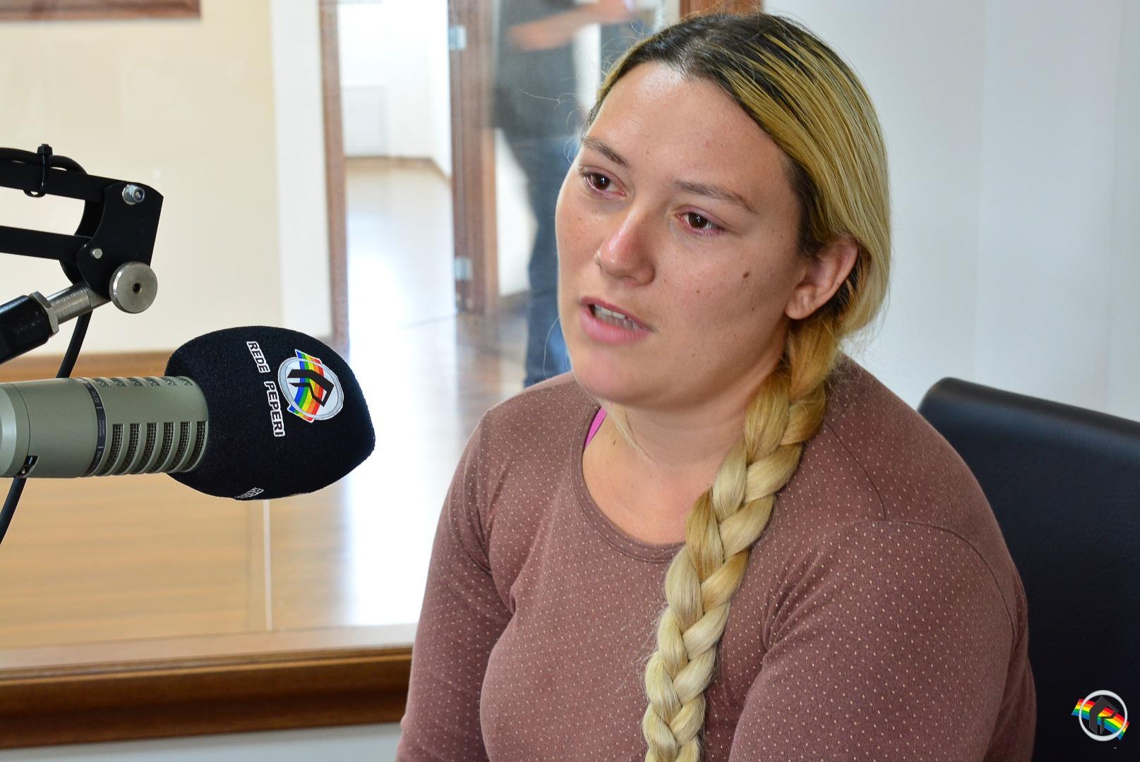 Pais de Lara Camili Bianchetti fazem homenagem à filha