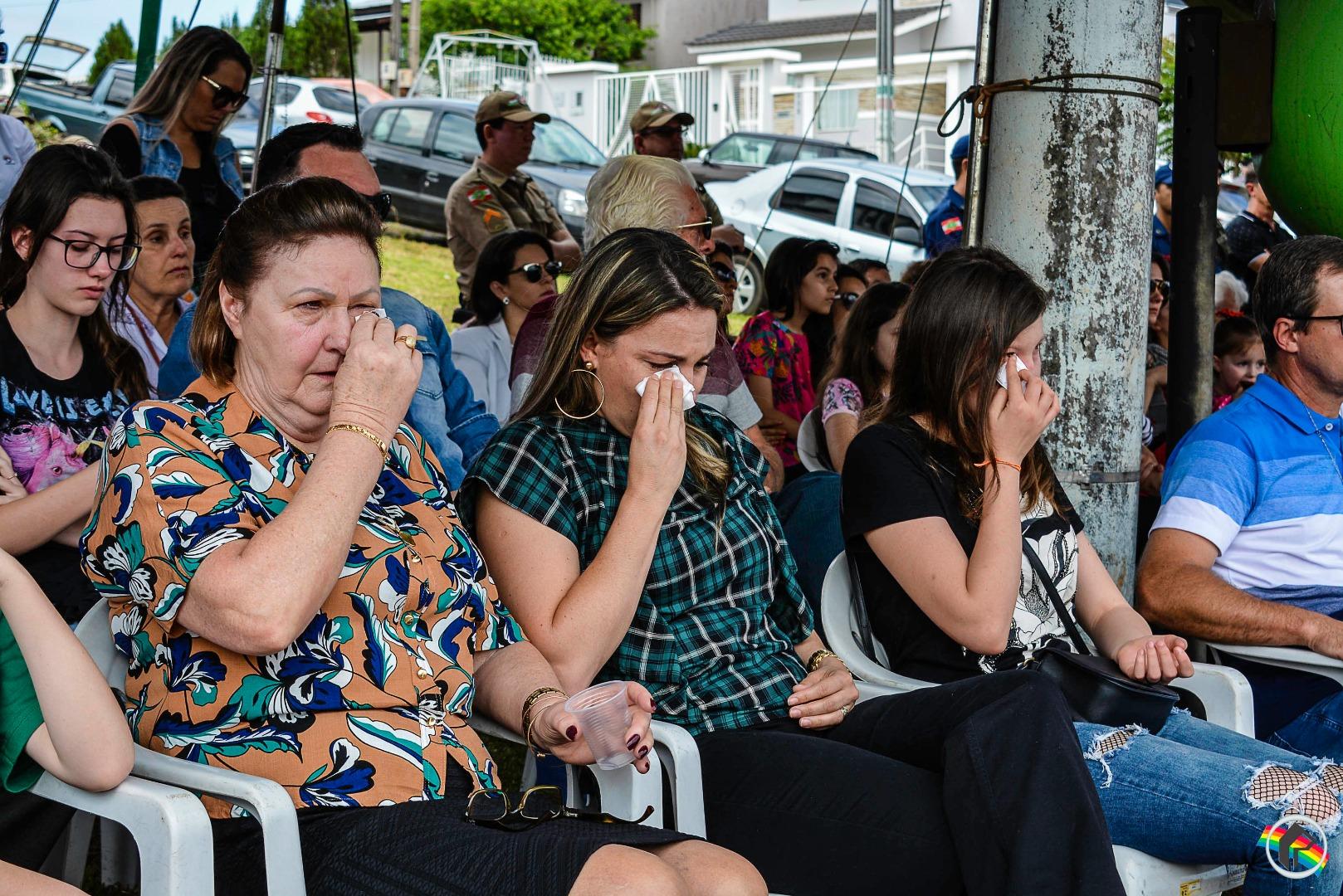 VÍDEO: 11 anos após vítimas de acidente na 282 são homenageados em monumento