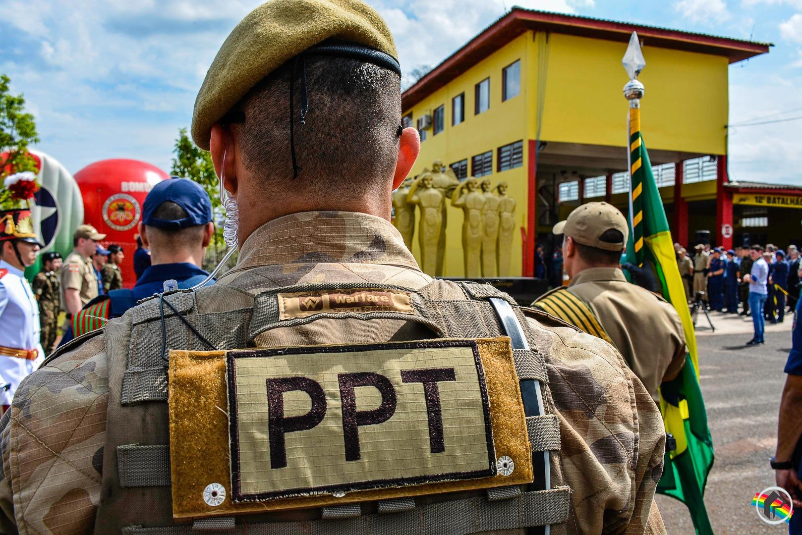 Efetivo da Policia Militar para o segundo turno será de 370 policiais