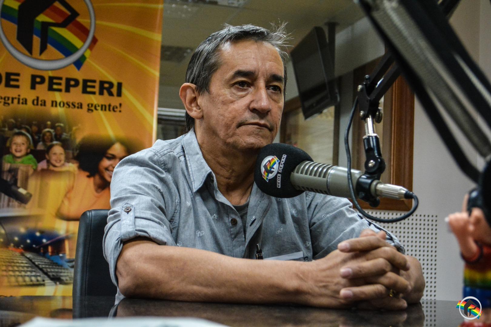 VÍDEO: Peperi recebe o Presidente da Cooperoeste Terra Viva