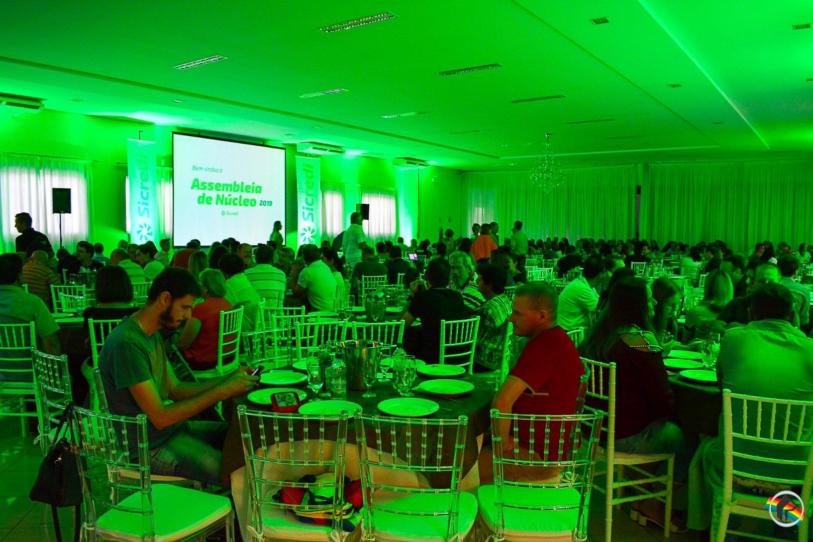 Sicredi realiza assembleia e apresenta prestação de contas em SMOeste