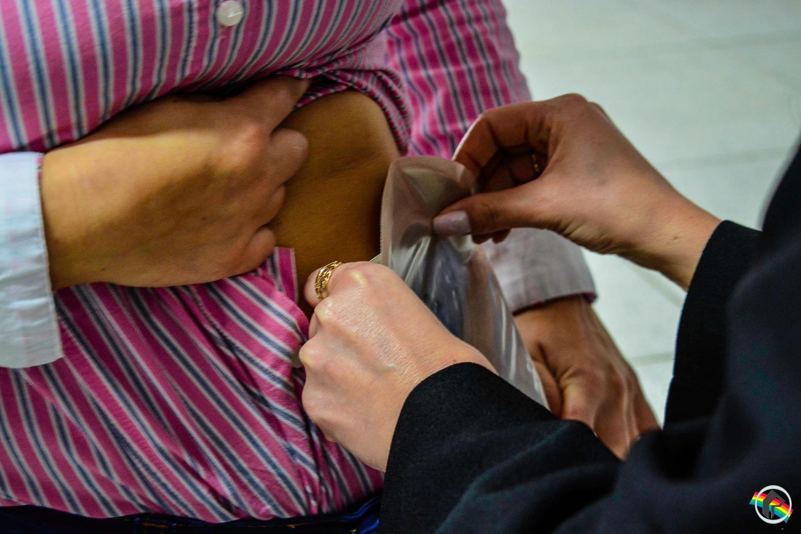 Regional de Saúde realiza capacitação sobre atendimento a pacientes ostomizados