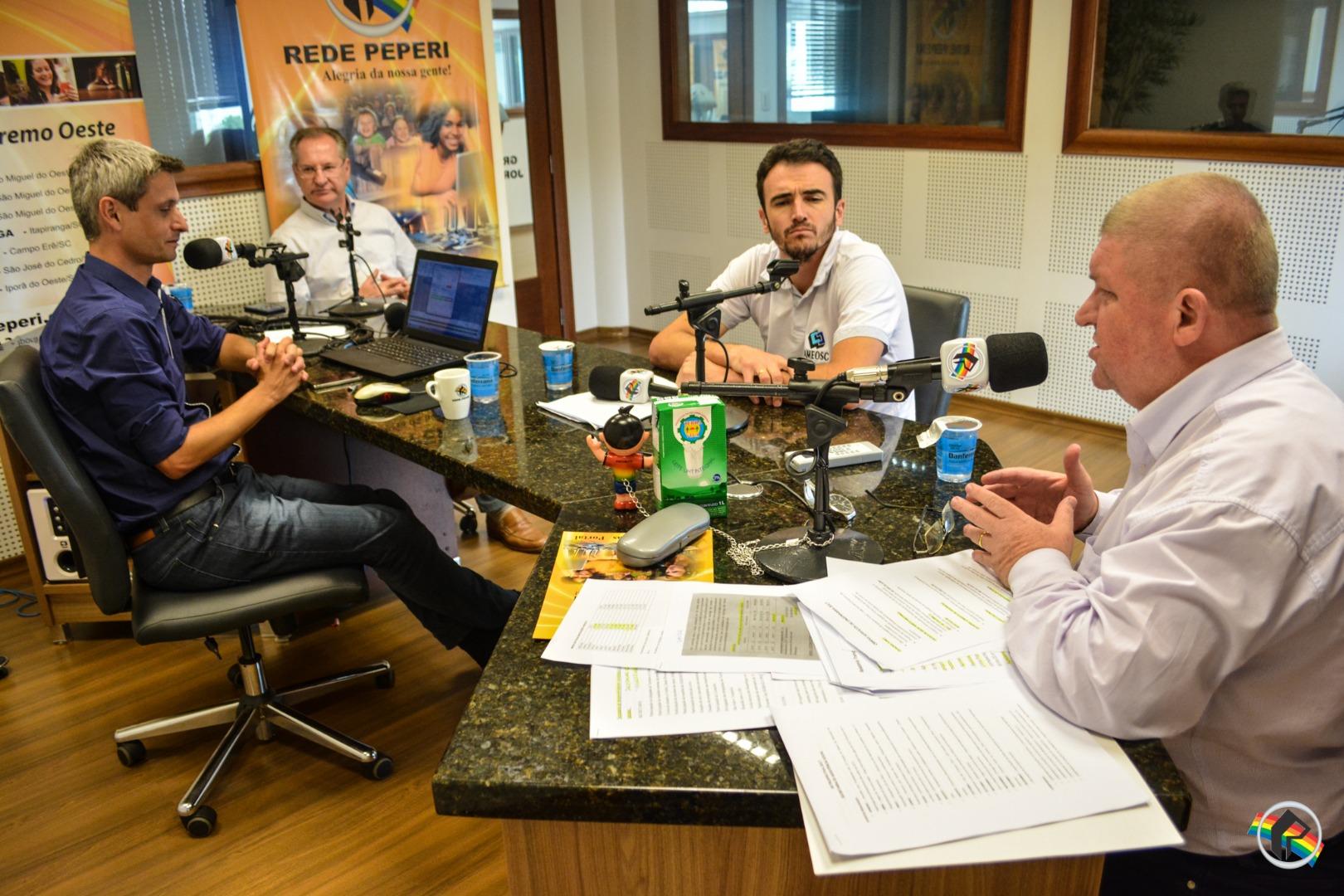 Prefeitos fazem análise de 2017 para o poder público municipal