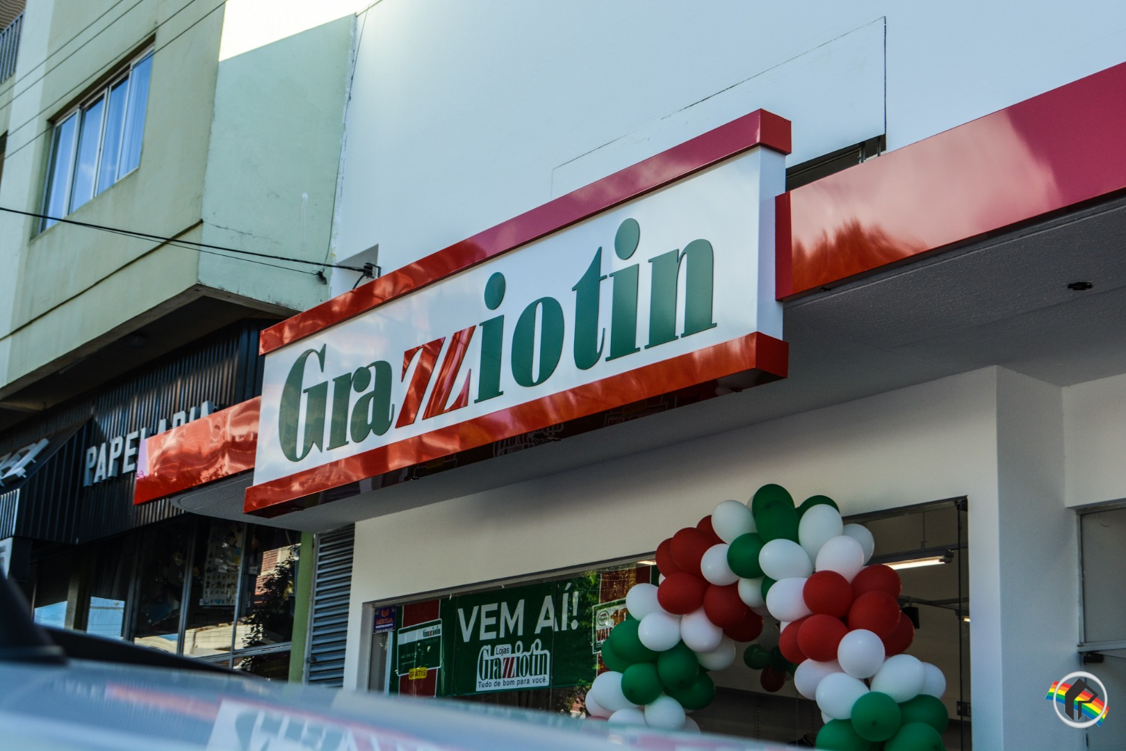 Loja Grazziotin inaugura em São Miguel do Oeste