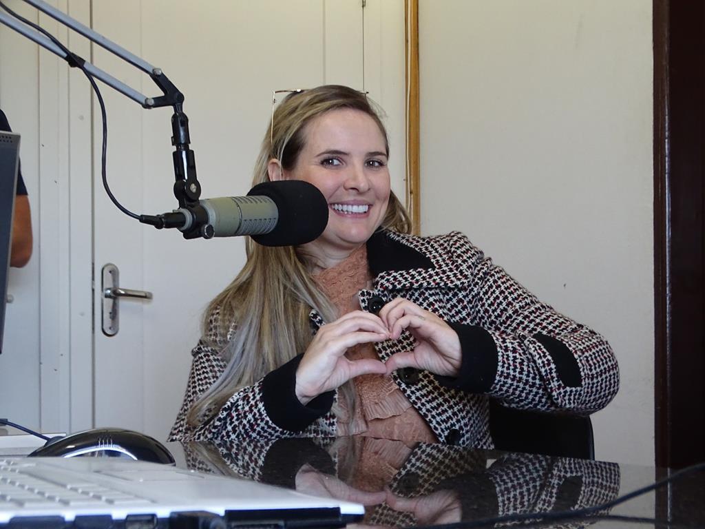 Classy visita Rádio Itapiranga