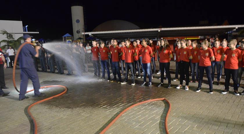 Abertas inscrições para curso básico dos bombeiros em Barra Bonita