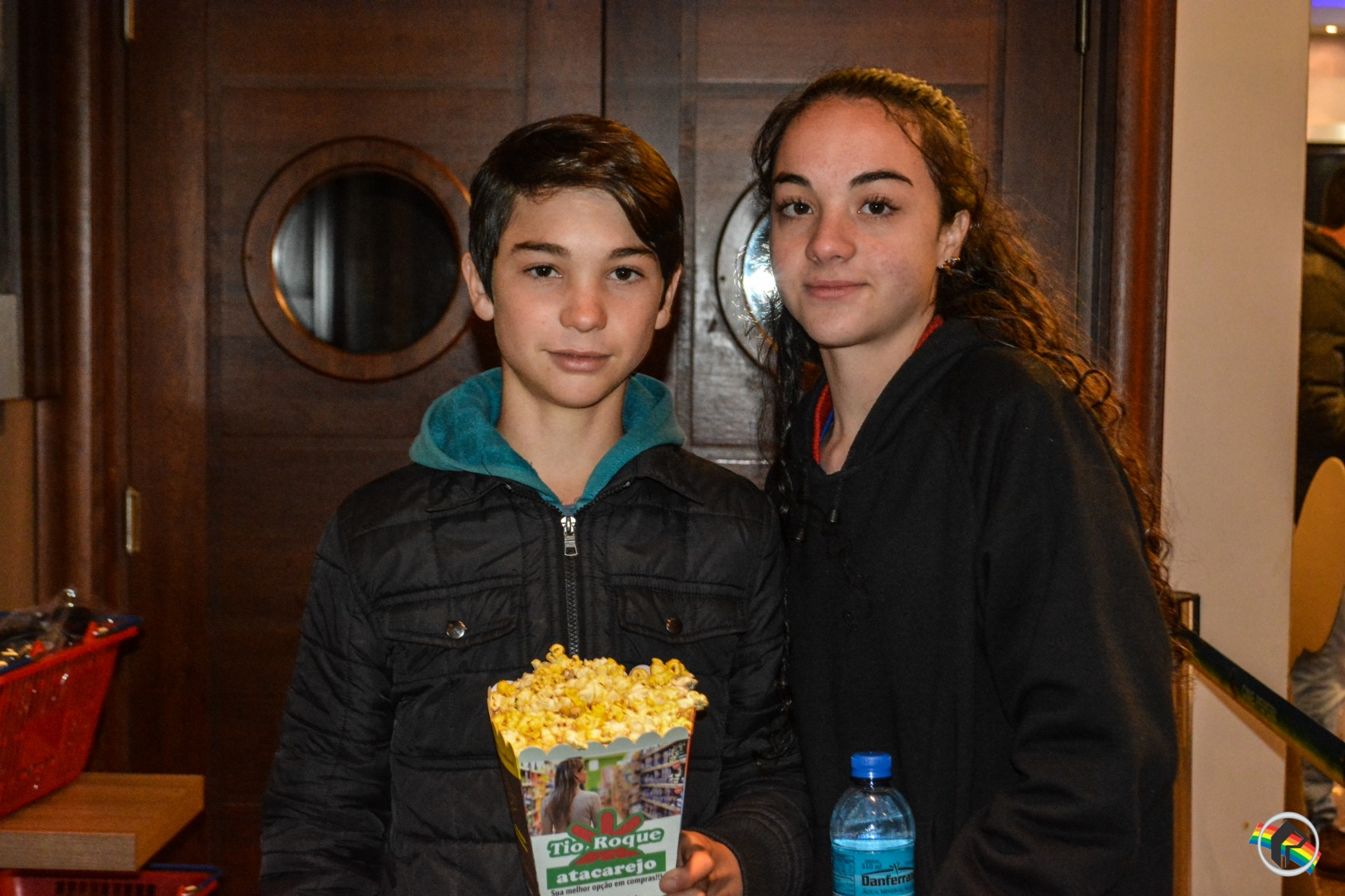 Estreia do Filme Pra Sempre Chape leva um bom público ao Cine Peperi