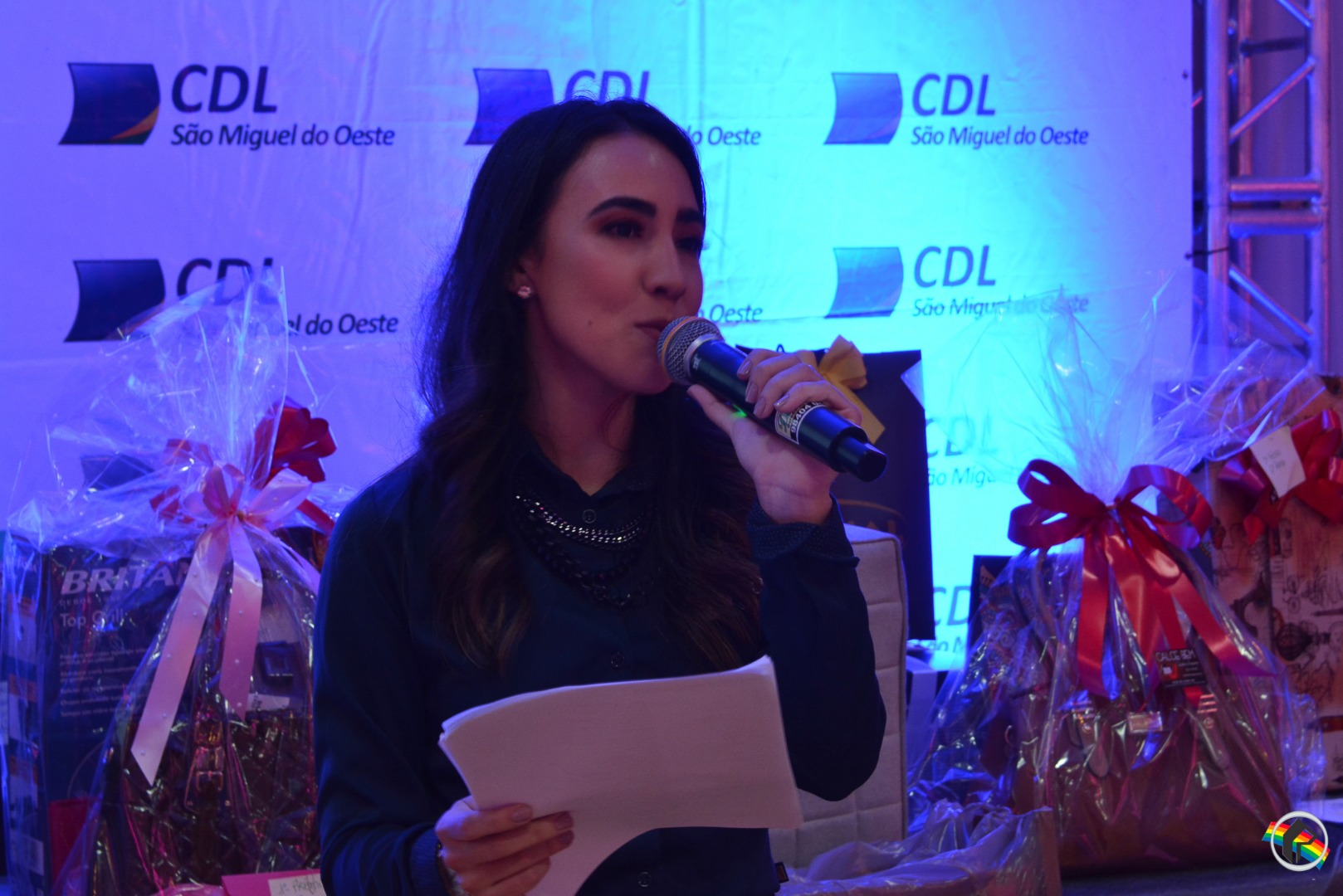 VÍDEO: CDL São Miguel do Oeste realiza Encontro de Damas