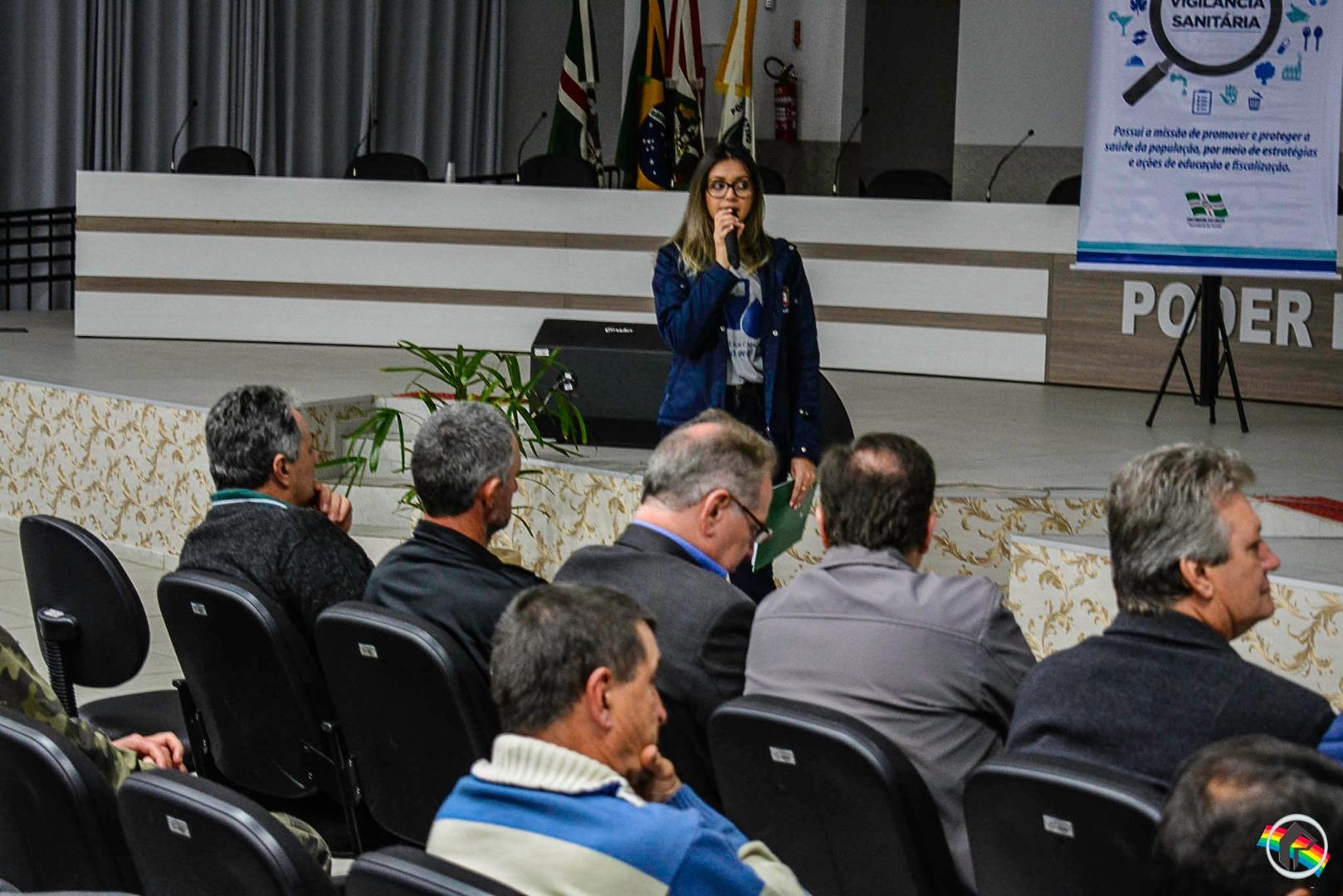 Painel oportuniza debates sobre a qualidade da água em São Miguel do Oeste