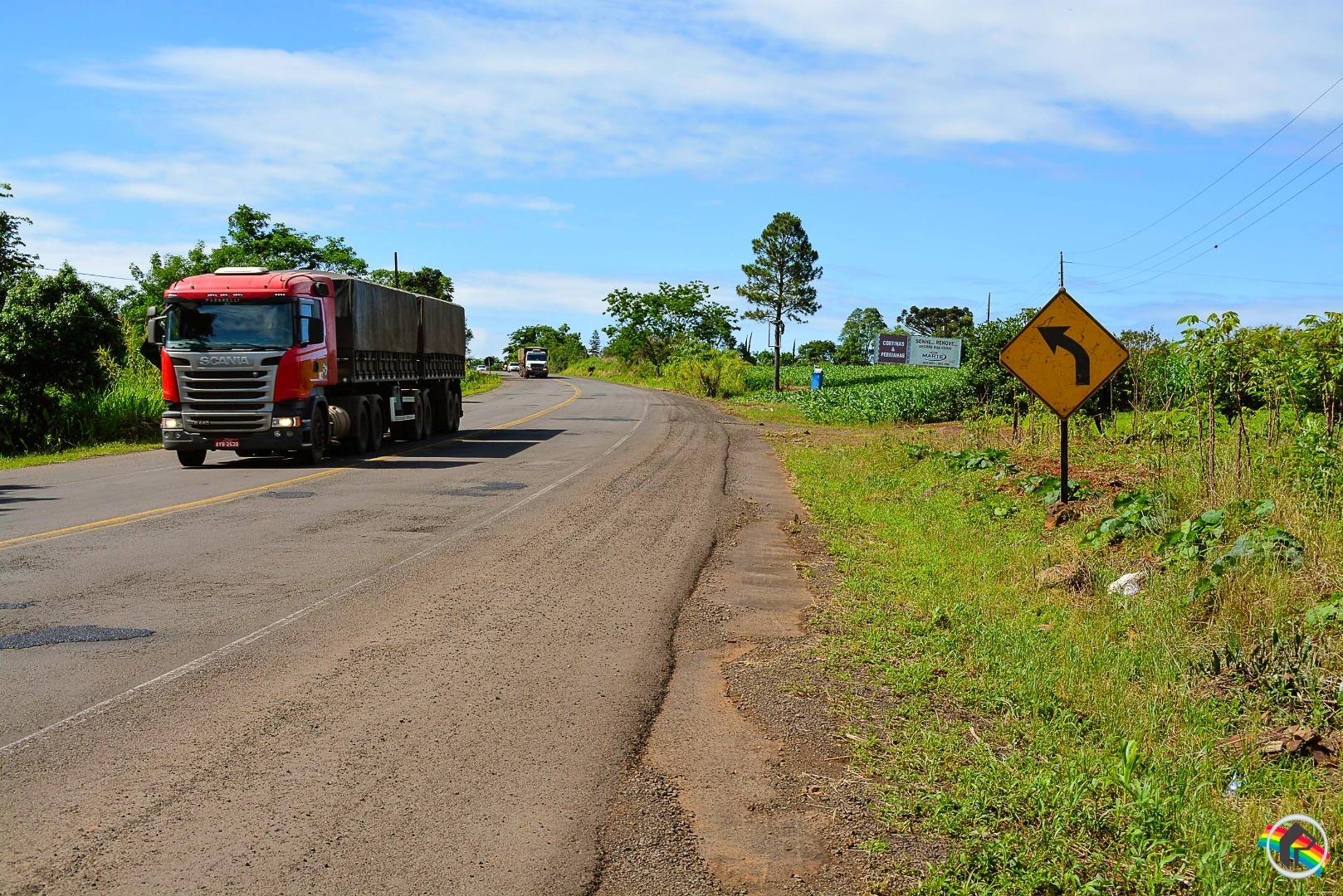 PRF registra aumento do fluxo de veículos nas rodovias federais da região