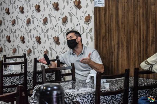 VÍDEO: Empresários cobram e saúde vai rever proibição de buffet em restaurantes