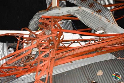 'Só pode ter sido um tornado', diz morador após temporal em Descanso