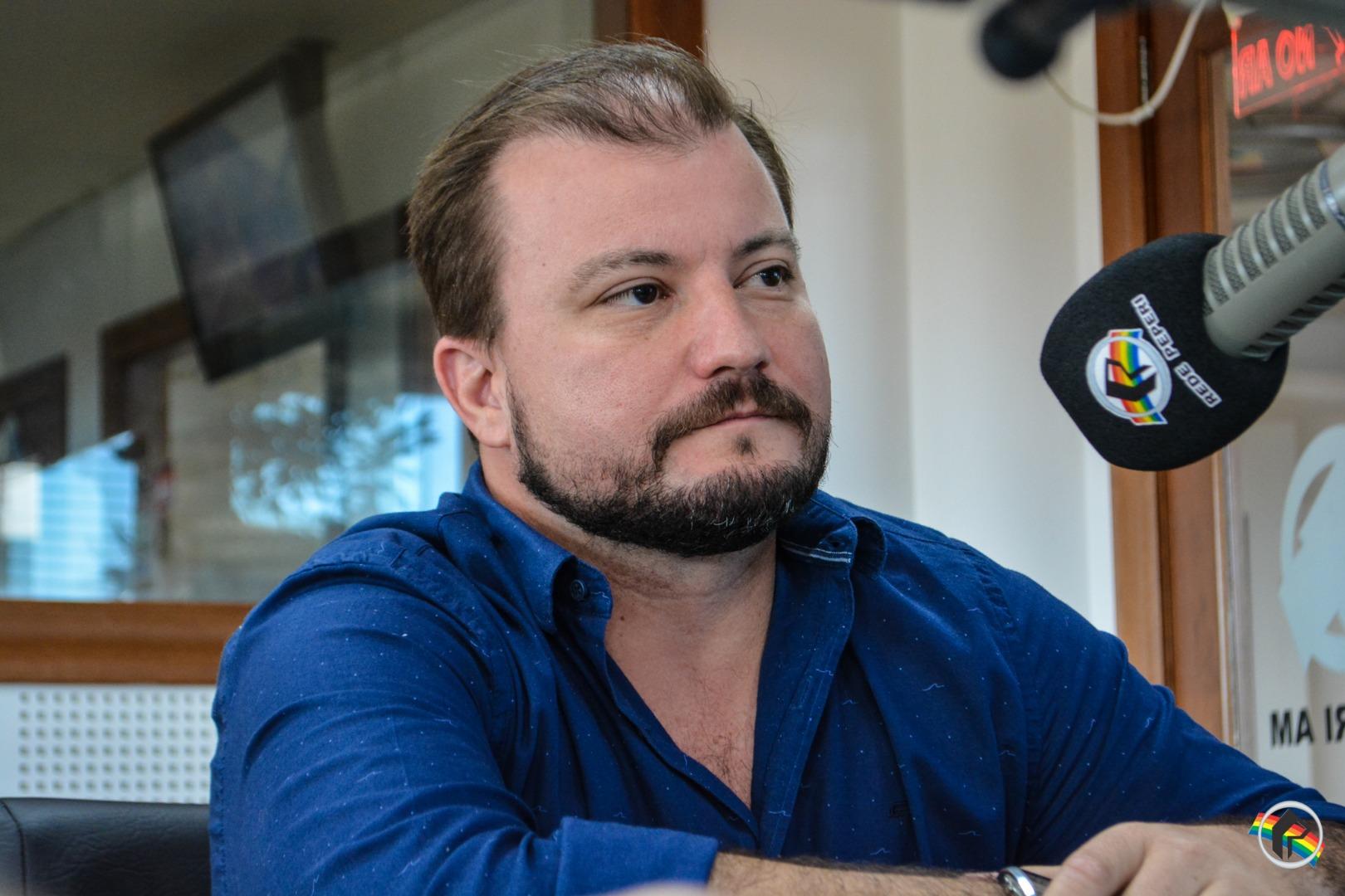 Giovanni Gobbi passa a fazer parte da Análise do Globo em Foco