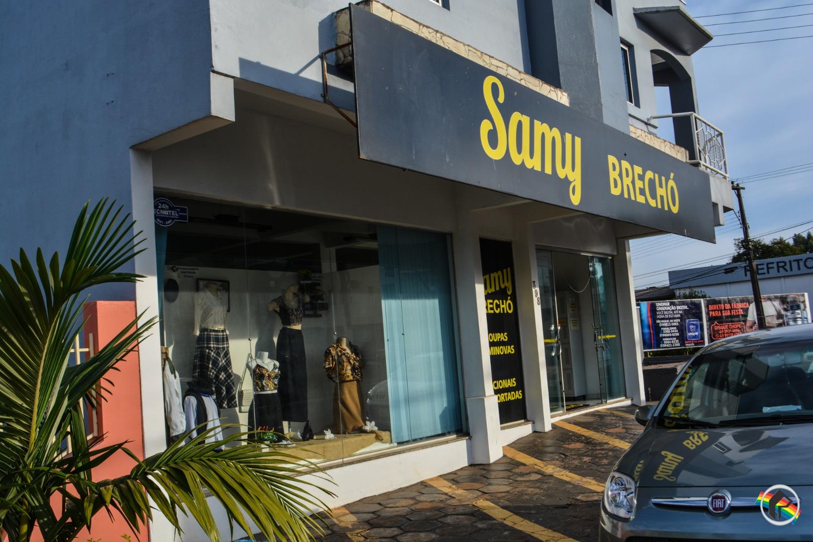 Samy Brechó completa três anos em São Miguel do Oeste