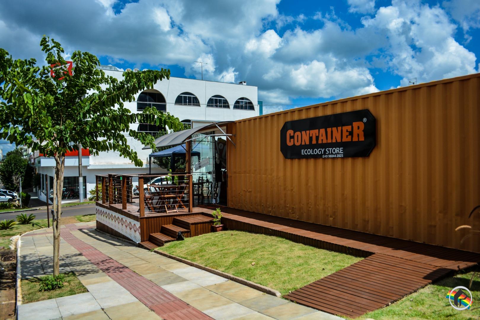 Container Ecology Store e Chop Dalla formam parceria