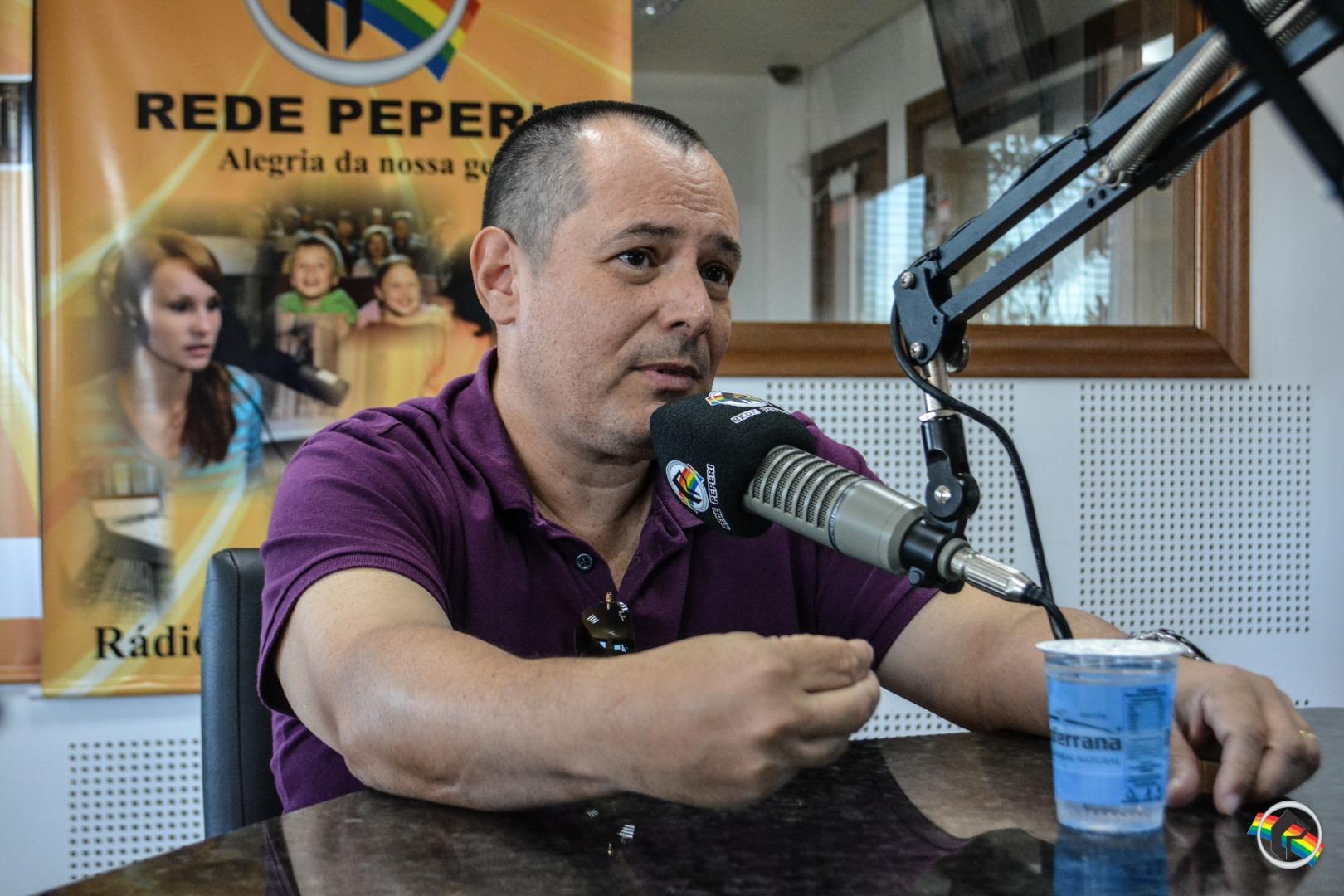 Arquitetura Contra o Crime é o tema do Peperi Rádio Repórter