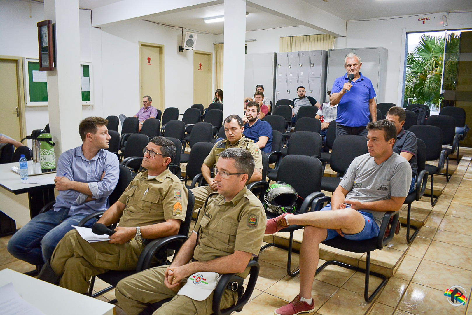 VÍDEO: Audiência pública discute inúmeros acidentes na SC-161 em Romelândia