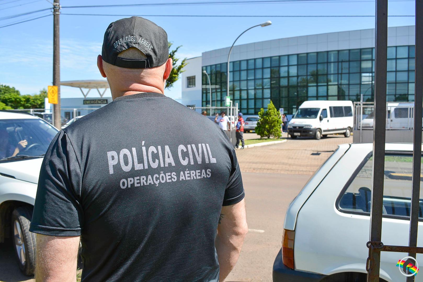 VÍDEO: Idosa de São João do Oeste é transferida para Xanxerê pelo SAER