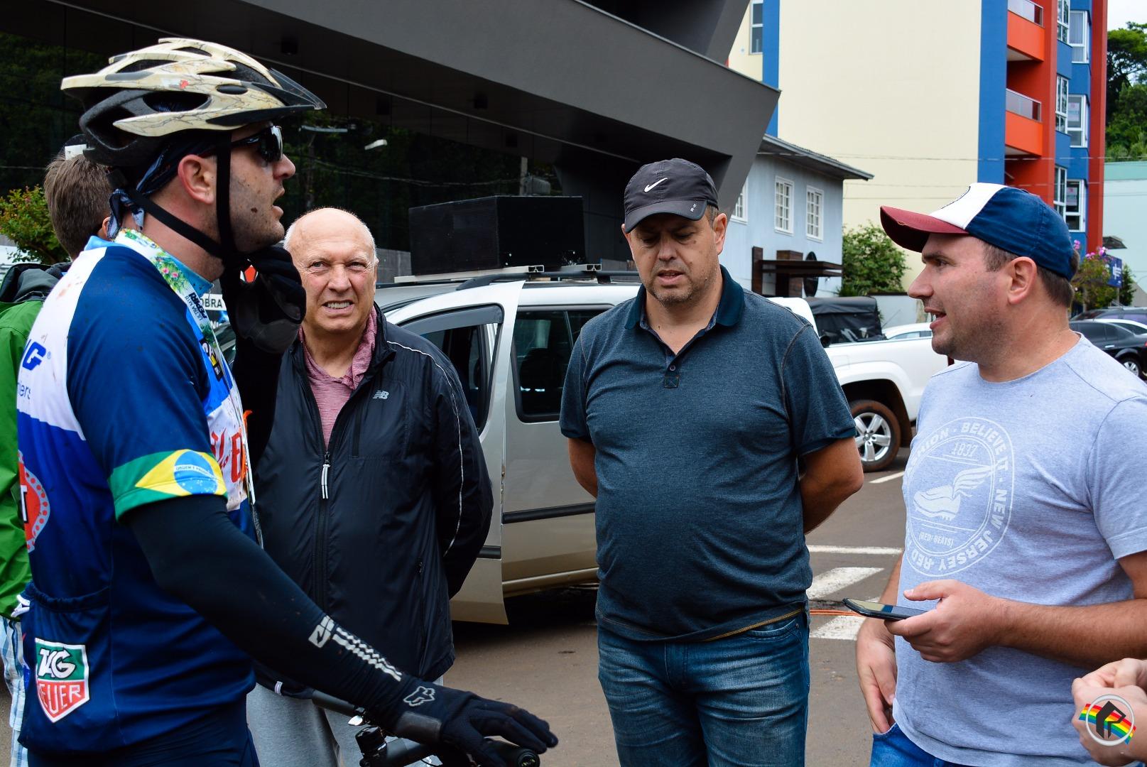 São Miguel sedia chegada da Corrida internacional de mountain bike