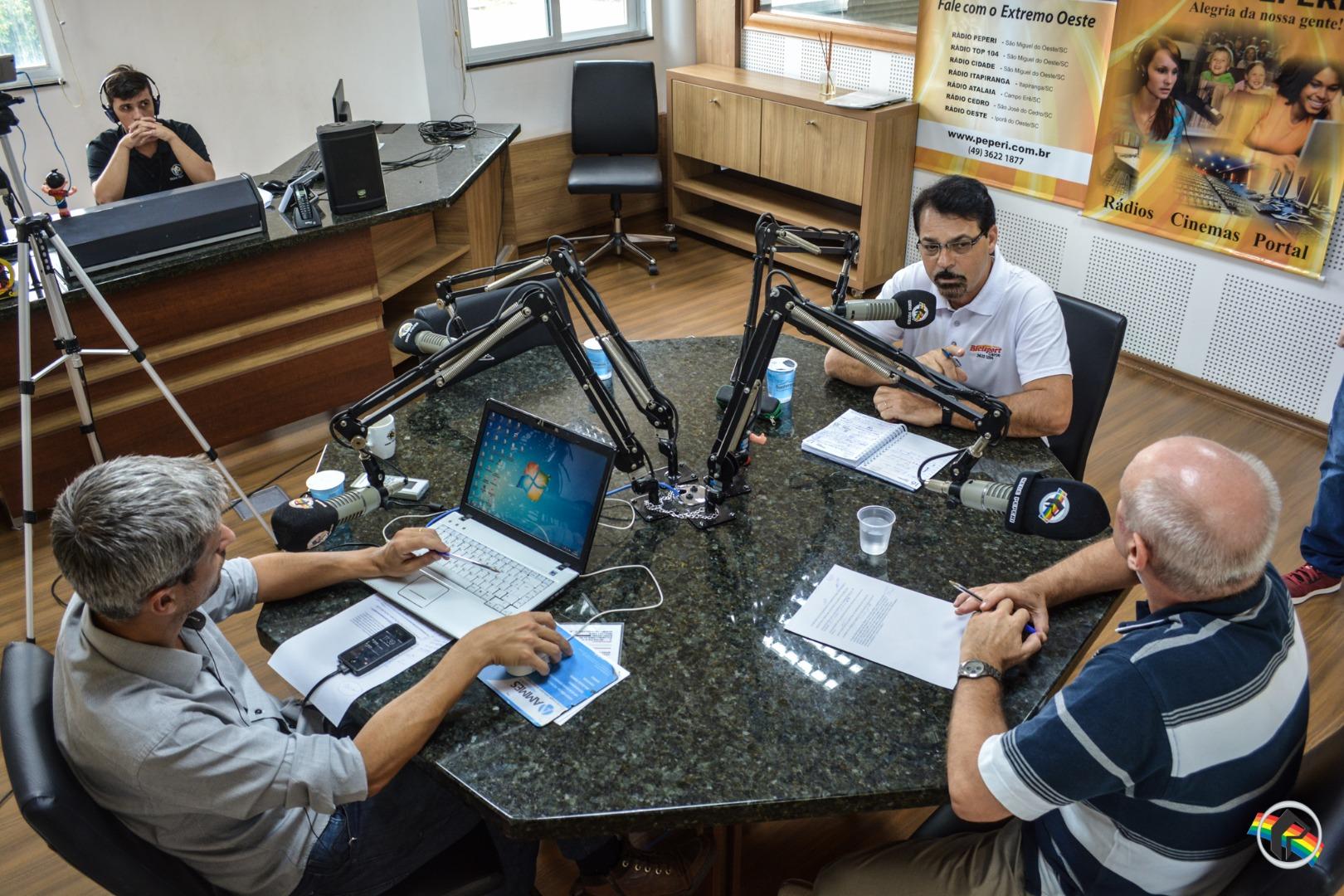 Saúde é o tema do Peperi Rádio Rádio Repórter