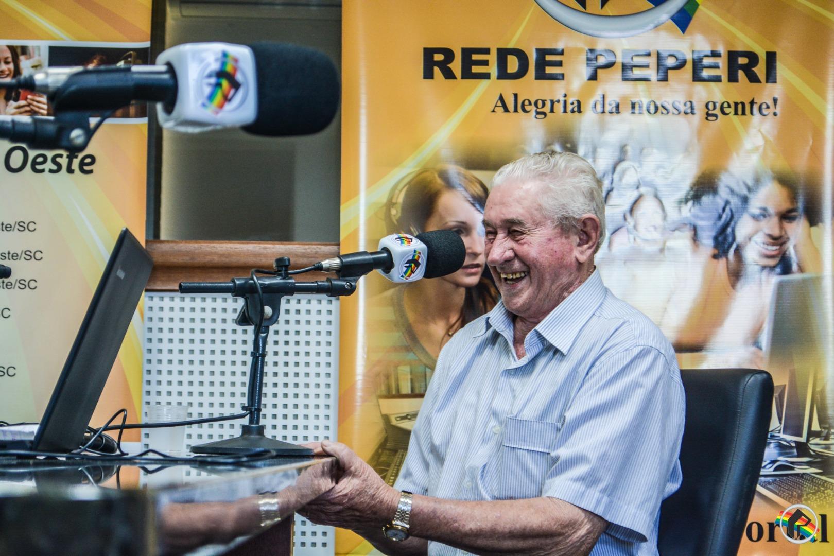 Retrato Falado recebe pioneiro que chegou ao município em 1947