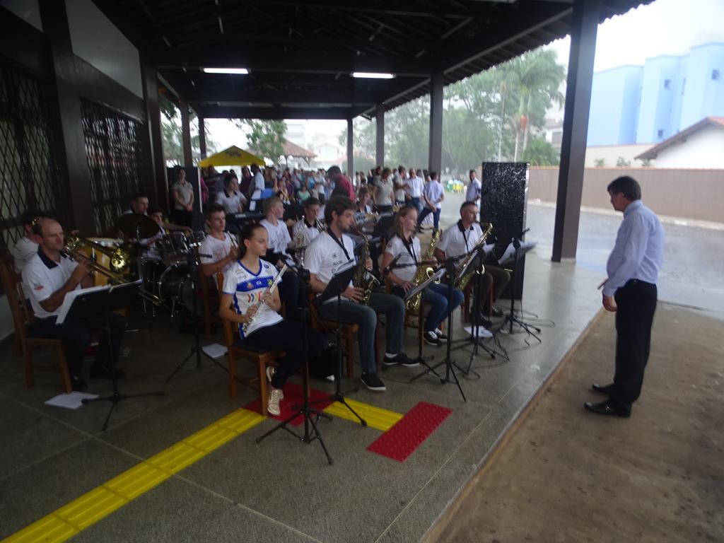 Inaugurado Centro Empresarial em Itapiranga