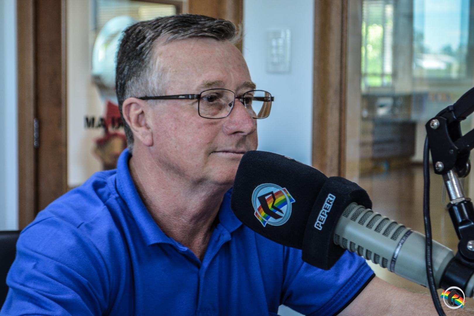 Peperi Rádio Repórter fala sobre os acidentes com agricultores