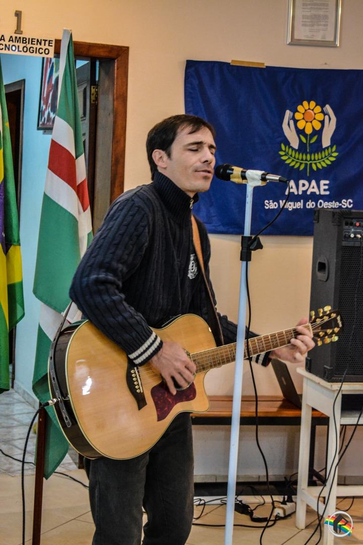 APAE inicia atividades da Semana da Pessoa com Deficiência