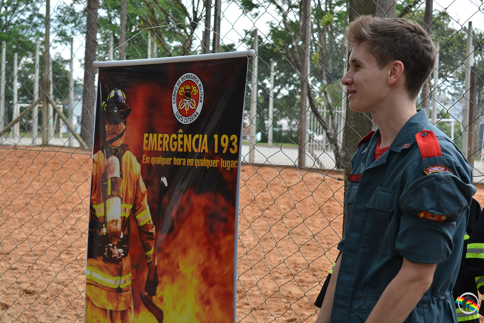 Bombeiros e entidades desenvolvem atividades alusivas ao dia da criança